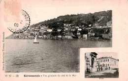 CPA La Vue Générale Du Côté De La Mer à Kérassunde Code Postal  Turquie - Türkei