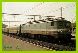 Train Spécial Adieu Entre St Etienne Et Ambérieu - Trains
