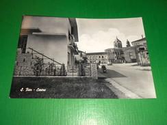 Cartolina San Fior - Centro 1965 - Treviso