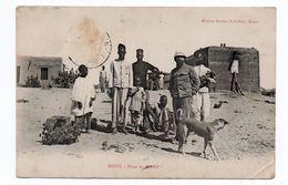 MOPTI - PLACE DU MARCHE - Soudan