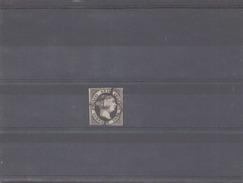 Espagne 1851 N° 6 Oblitere - 1850-68 Kingdom: Isabella II