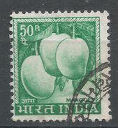 India 1967. Scott #416 (U) Mangoes, Mangues - Inde