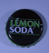TAPPO A CORONA - USATO - LEMON SODA - STAB. SULMONA (AQ)  VERDE - Capsules