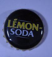 TAPPO A CORONA - USATO - LEMON SODA - GIALLO - - Capsules