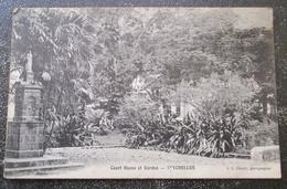 Seychelles Court House Et Garden   Cpa - Seychelles