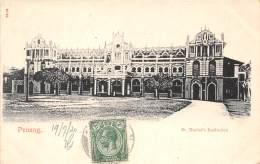 MALAISIE - Topo H / St Xavier 's Institution - Penang - Malaysia