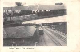 MALAISIE - Topo H / Railway Station - Port Swettenham - Malaysia