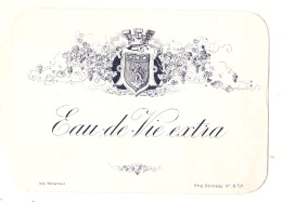 EAU DE VIE  Extra -  Modèle 18  - - (4 Point De Colles Dos -amincis) - Whisky