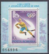 RUMANIA 1979 HB-140 NUEVO - Hojas Bloque