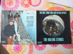 THE ROLLING STONE BIG HITS (HIGH TIDE AND GREEN GRASS) DECCA 1968? - Accessoires, Pochettes & Cartons