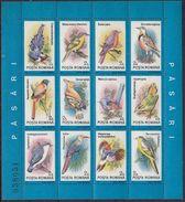 RUMANIA 1991 HB-211/212 NUEVO - Hojas Bloque