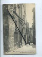 CPA  -  64 - Le Vieux Tulle  - Rue Portes Channac - Tulle