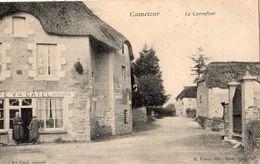 CAMETOURS LE CARREFOUR CAFE VVE CATEL - Autres Communes