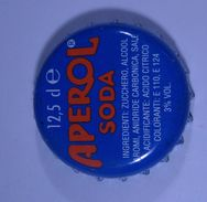 TAPPO A CORONA - USATO  -  APEROL SODA - STAB. MARIANO COMENSE - Capsules