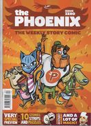 THE PHOENIX - Weekly Story Comic - Issue Zero - With Original Envelope Posted In - - Bücher, Zeitschriften, Comics