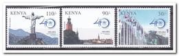 Kenia 2012, Postfris MNH, 40 YEARS UNEP / NAIROBI, RIO, STOCKHOLM - Kenia (1963-...)