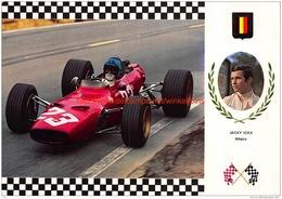 Jacky Ickx Ferrari F2 - Grand Prix / F1