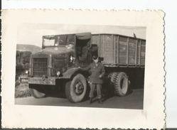 °°°   Camion   °°°    Militaria  °°° PHOTO °    °°  ( 500 °°° International M426 En Version Tracteur. ? - Vehicles