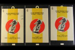 CYCLING ITALY 1953 GIRO D'ITALIA Complete Set Of 20 Picture Postcards (one For Each Stage), Plus Another Card... - Stamps