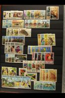 JAMAICA, MEXICO, NICARAGUA NEVER HINGED MINT SETS, A Collection In A Stock Book Of Sets Spanning The 1930's To... - Stamps