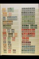 EUROPEAN COUNTRIES SORTER CARTON. Late 19th Century To 1980's Interesting Mint & Used Accumulation, Inc An All... - Stamps