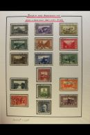 BALKANS COLLECTION 1870s-1960s ALL DIFFERENT Mint & Used Collection Presented In An Album. Includes Ranges... - Stamps
