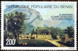 FRENCH LANGUAGE-INTERNATIONAL COUNCIL-BENIN-GW-H1-423 - Languages