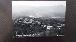 CARTOLINA Di  ARZENGIO PONTREMOLI MASSA CARRARA  H 2590  VIAGGIATA - Carrara