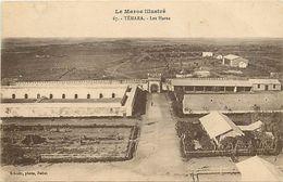 Ref U476 - Maroc - Temara - Les Haras  - Carte Bon Etat - - Otros
