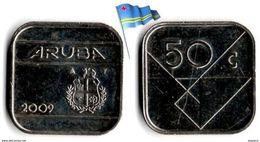 Aruba - 50 Cents 2009 - [ 4] Colonies