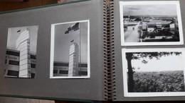 ITALIE - ALBUM (32x21 Cms) 130 PHOTOS DIVERSES -NON COLLEES - BON ETAT - Albums & Collections