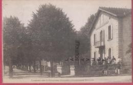 33 - LUSSAC De Libourne--Gendarmerie Nationale----animé - Otros Municipios