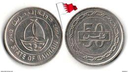 Bahreïn - 50 Fils 1992 (High Grade) - Bahreïn