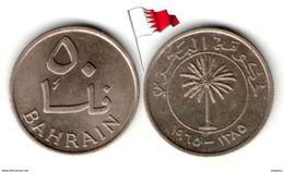 Bahreïn - 50 Fils 1965 (High Grade) - Bahrain