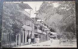 Seychelles Victoria Street Mahé  Cpa - Seychelles