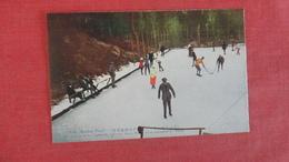 Ice Skating Pond  Compound Of  Kanaya Hotel Japan   Ref 2623 - Winter Sports