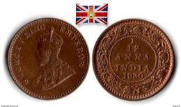 British India - 1/12 Anna 1930 (High Grade) - Colonies