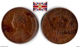 British India - 1/12 Anna 1898 - Colonies