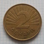 Macedonia 2 Denari 2006 - Macédoine