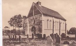 KIRKSTEAD - ST LEONARDS CHURCH - England