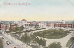 New York - Old Post Card - Columbia University   - 2 Scan - New York City