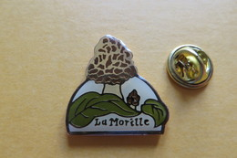 Pin's, Champignons, La Morille - Badges