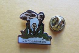 Pin's, Champignons, La Coulemelle - Badges