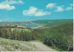 CPSM Canada Alberta Elkwater Lake Cypress Hills Provincial Park - Alberta