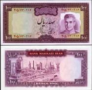 Iran. 100 Rials (Unc) 1973. Banknote Cat# P.91c [DLC.BN01238] - Iran