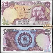 Iran. 100 Rials (Unc) 1976. Banknote Cat# P.108 [DLC.BN04272] - Iran