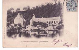 Saint Pierre Le Potier (près Laval) - France