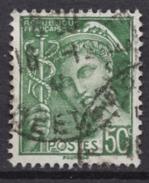 FRANCE 1938 - Y.T. N° 414B  - OBLITERE.. K166 - Oblitérés