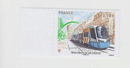 2011 - TIMBRE NEUF - Tram-train De Mulhouse - N° YT : 4530 - Neufs