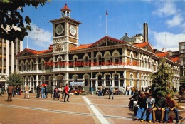 Post Office - Cathedral Square - Christchurch - New Zealand - Nouvelle-Zélande